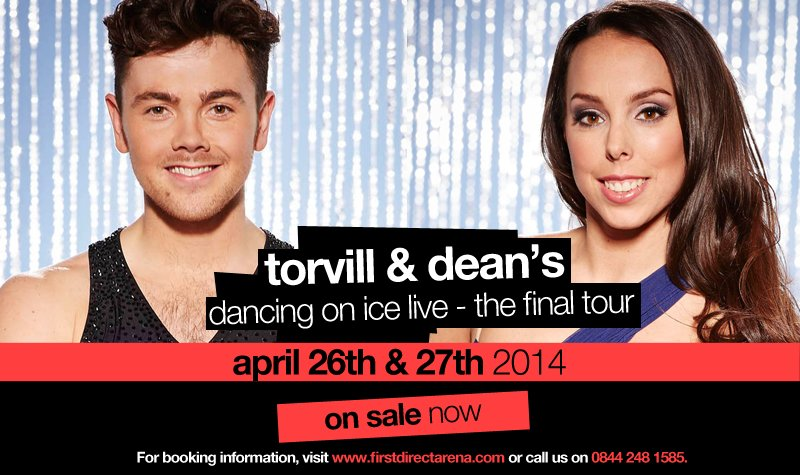 Buy tickets for Dancing On Ice
