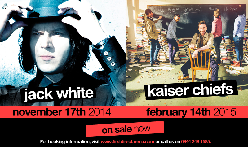 Buy tickets for JackWhite/Kaisers