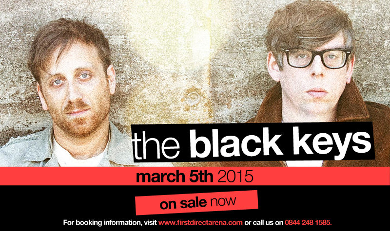 Buy tickets for Black Keys