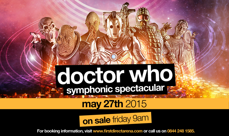 Buy tickets for Dr. Who