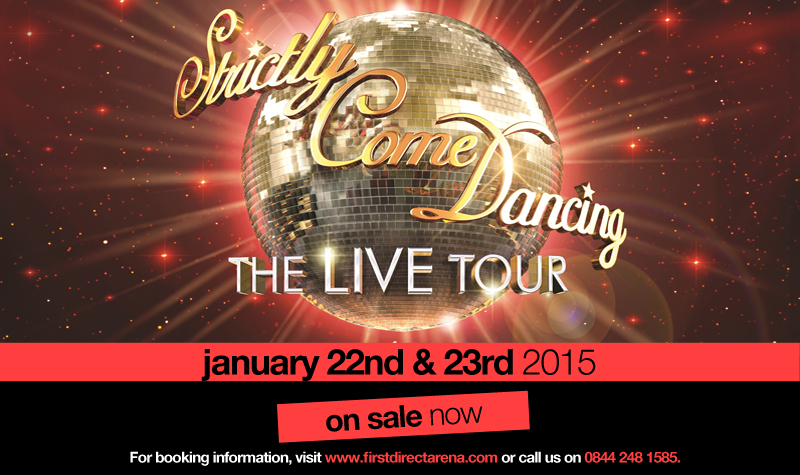 Buy tickets for Strictly