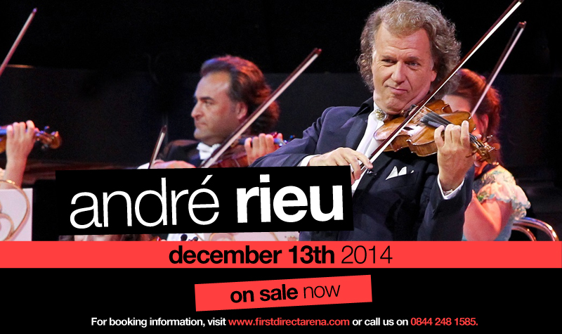 Buy tickets for Andre Rieu
