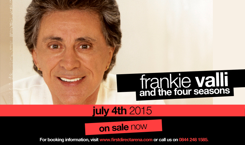 Buy tickets for Frankie Valli