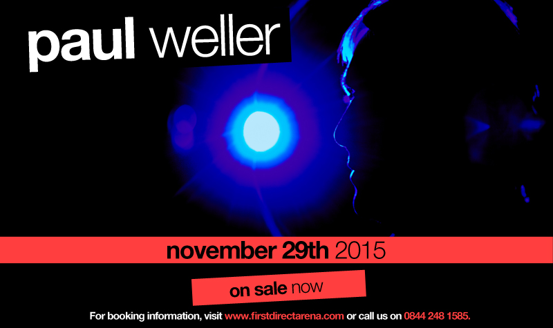Buy tickets for Paul Weller