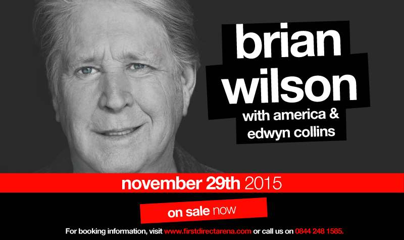 Buy tickets for Brian Wilson