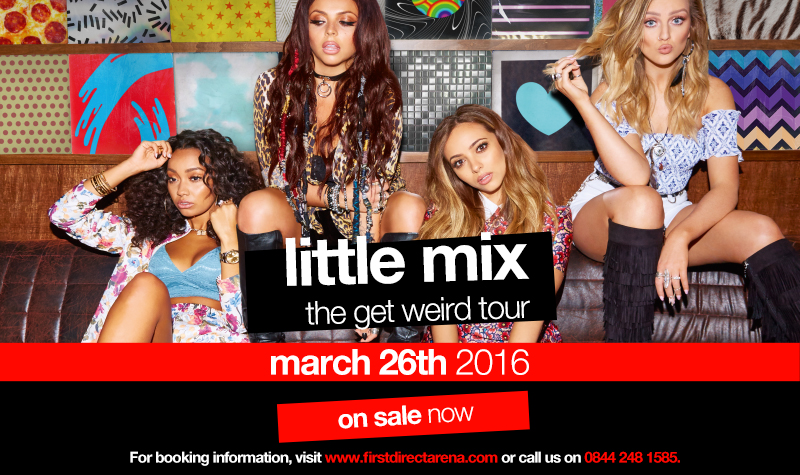 Buy tickets for Little Mix