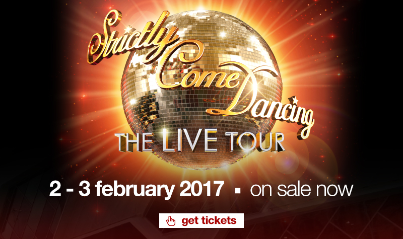 Buy tickets for Strictly 2017