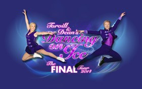 Torvill & Dean's Dancing On Ice Live