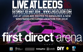 Live at Leeds Wristband Exchange