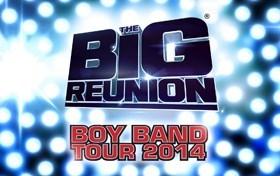 The Big Reunion - Boy Band Tour