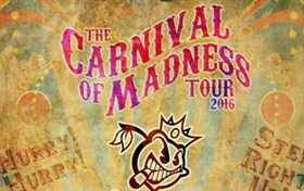Carnival of Madness Tour 2016