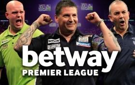 Betway Premier League Darts 2017