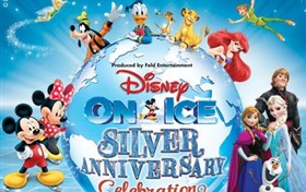 Disney on Ice | Silver Anniversary Celebration