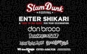 Slam Dunk Festival - North